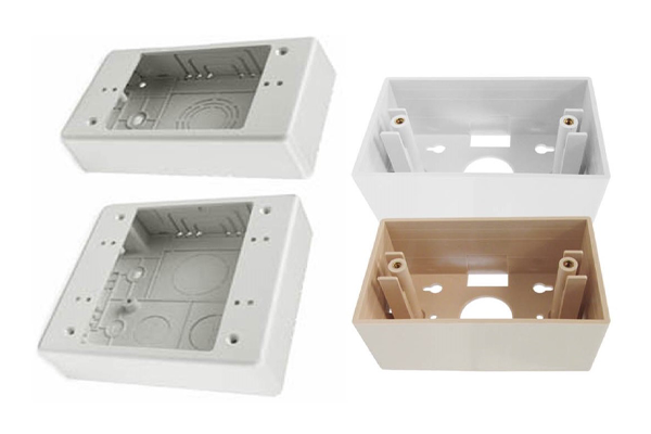Junction Boxes Wallplates Network Cabling Products